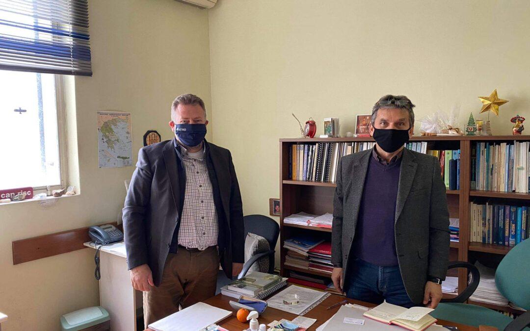 Συνεργασία της Δ.Ε.Υ.Α.Θ. με το Αριστοτέλειο Πανεπιστήμιο Θεσσαλονίκης